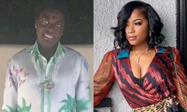 Kodak Black Says Toya Wright Can Get It After He Disses Her Daughter