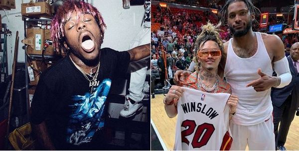 NBA Player Confuses Lil Pump And Lil Uzi Vert