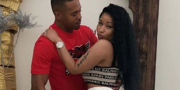 Nicki Minaj May Be a Married Woman