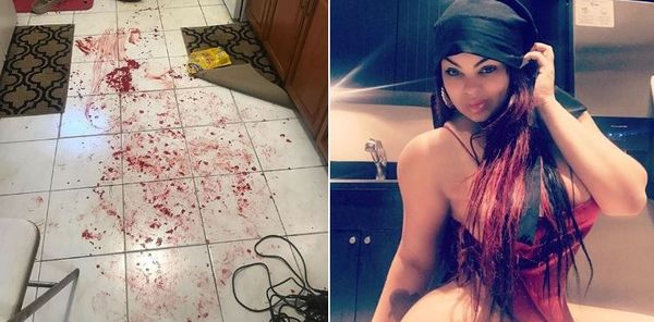 Nicki Minaj's Boyfriend's Ex Beaten Bloody In Home Invasion