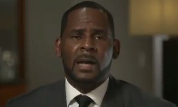 R. Kelly Cries In First Interview After Being Hit With 10 Sexual Abuse Charges