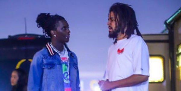 Report: J. Cole Is Teaming With Young Thug