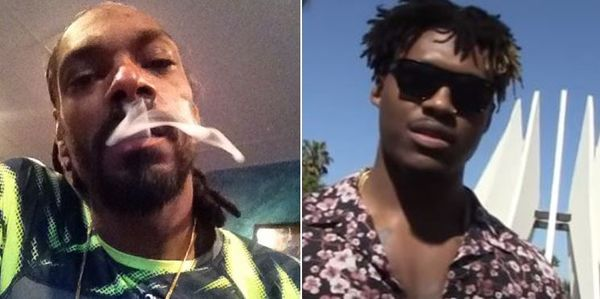 Snoop Dogg Criticizes David Irving For Quitting The NFL To Smoke; He Fires back