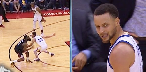 Steph Curry Is Sick Of James Harden's Flopping & Calls Him Out