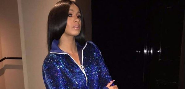 Cardi B Says She's Feeling Nervous About Her Career