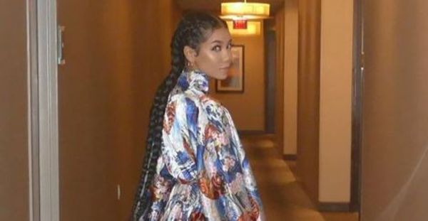 Watch Jhene Aiko Twerk For Her Birthday