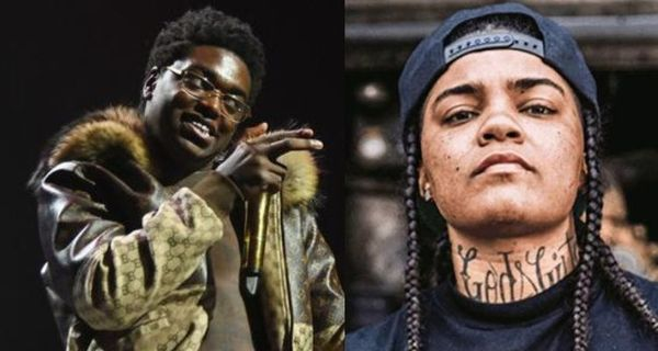 Young M.A. Makes It Clear She's Sick Of Her Name In Kodak Black's Mouth