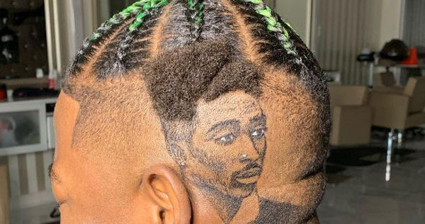Yung Joc Got 2Pac Etched In His Head