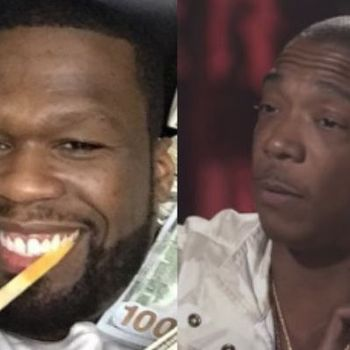 "50 Cent Responds To Ja Rule Saying He Is A ""Cancer To The Culture"""