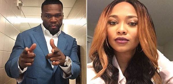 50 Cent Trademark Trolls Teairra Mari After She Hits Him With a Diss Track