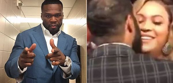 50 Cent Weighs In On Ghost Manhandling Beyonce In Front Of JAY-Z