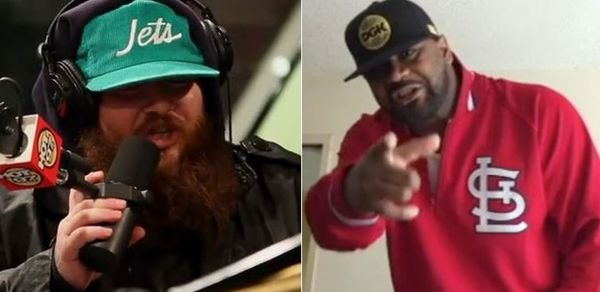 Action Bronson Threatens Radio Host Who Brings Up Ghostface Killah