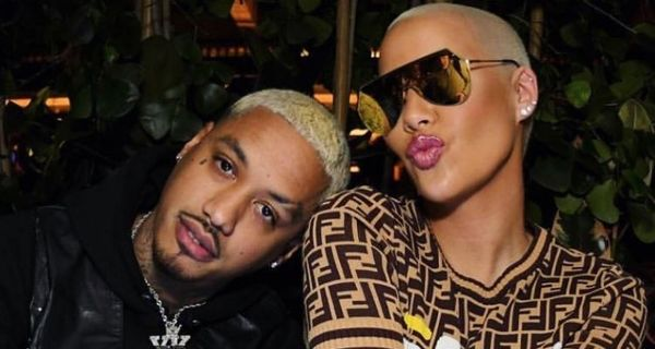 Amber Rose Announces Pregnancy With Def Jam Executive