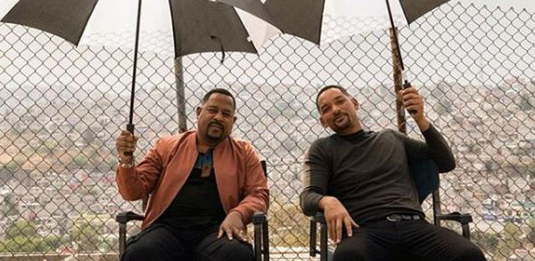'Bad Boys 3' Is Done Filming; Has A Release Date