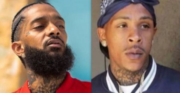 Eric Holder Shot Nipsey Hussle Again After He Talked Back [VIDEO]