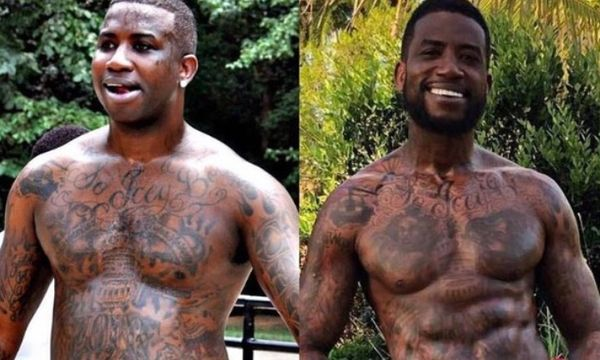 Gucci Mane Shows Dramatic Weight Loss With Before and After Photo