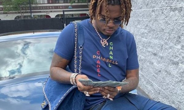 Gunna Gets Skewered On Social Media For Wearing a Chanel Bag