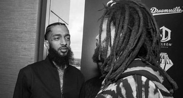 J. Cole Speaks On Nipsey Hussle Joint; Why Thinking about Nip Led Him To Meek Mill