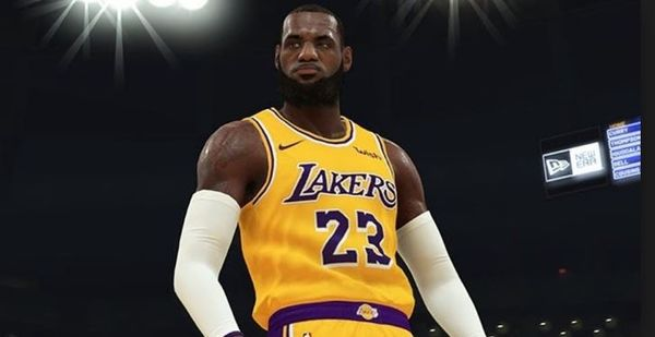 Lebron James Now Has Company as Top Rated Player In NBA2K