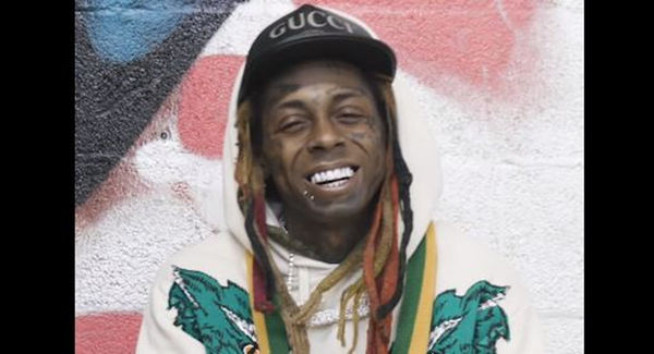 Looks Like Lil Wayne Is Hyping His Next Album
