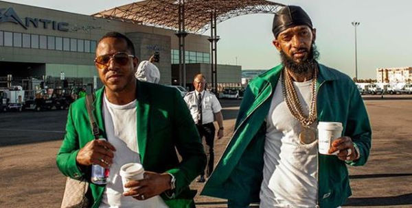 Nipsey Hussle Was Going To Own A Las Vegas Resort