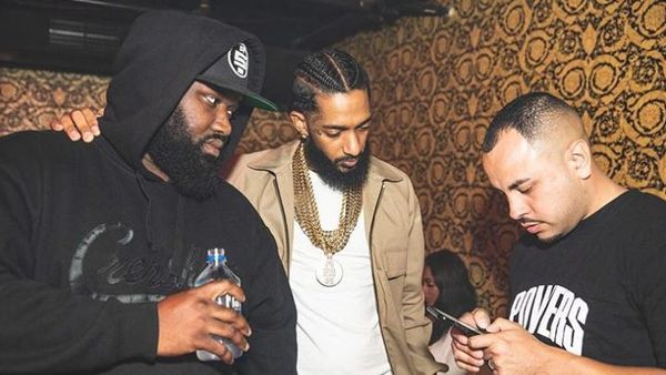 Nipsey Hussle's Bodyguard J. Roc Says Goodbye To Nip And Retires