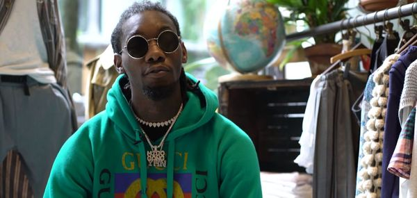 A Felony Warrant Has Been Issued For Offset's Arrest After Incident With Fan