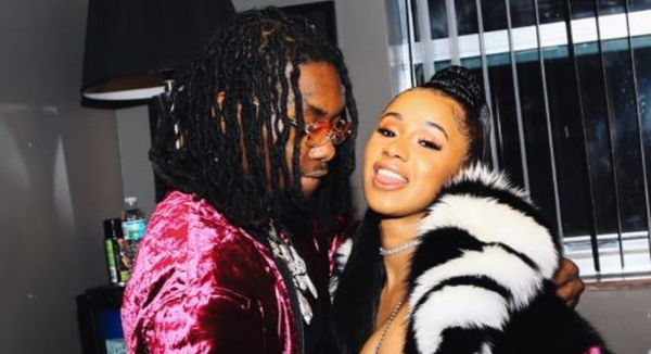 Offset Suggests Cardi B Invented The Whole Female Rapper Genre