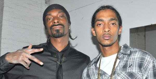 Snoop Dogg Says He Discovered Nipsey Hussle While Rolling A Blunt On His CD Case