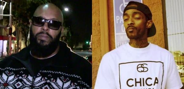 Suge Knight Suggests Nipsey Hussle's Homies Should Have Done More To Protect Him