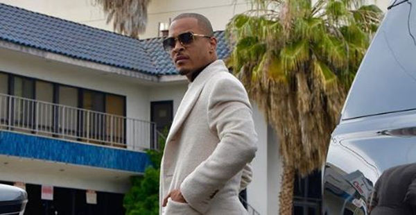 T.I. Helps Bail Out Non-Violent Offenders For Easter