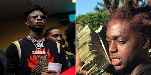 21 Savage Speaks On Kodak Black's Legal Issues; Hip Hop Cops