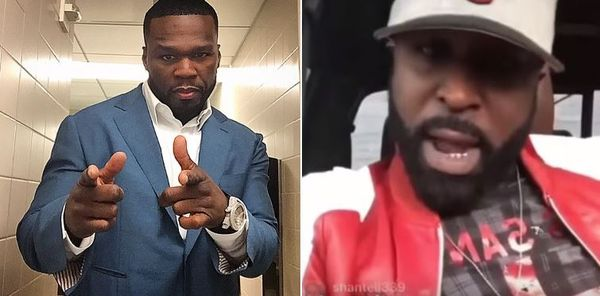 50 Cent Mocks Young Buck For Being His Transgendered Lover's Sidepiece