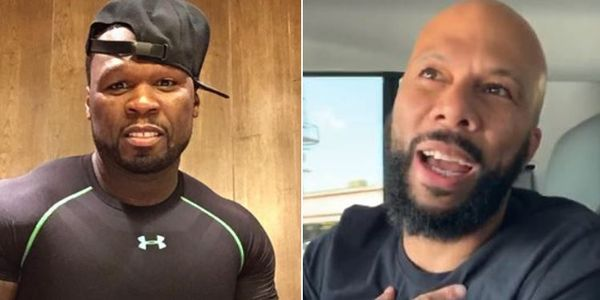 50 Cent Trolls Common Over All Of His Feelings