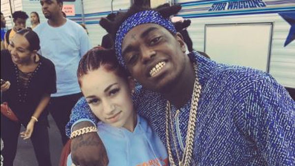 "Bhad Bhabie Kicked Kodak Black Off Of Her Track ""Bestie"" Because Of Nipsey Hussle"