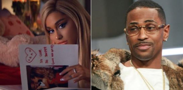 """Big Sean Has A Message For Ariana Grande on DJ Khaled's """"Thank You"""""""