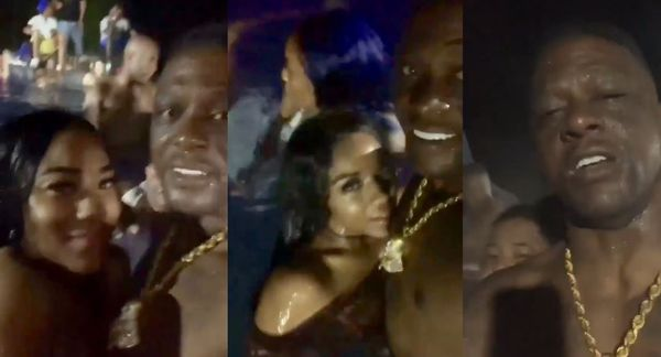 Boosie Badazz Releases Footage From His Biweekly Topless Pool Party