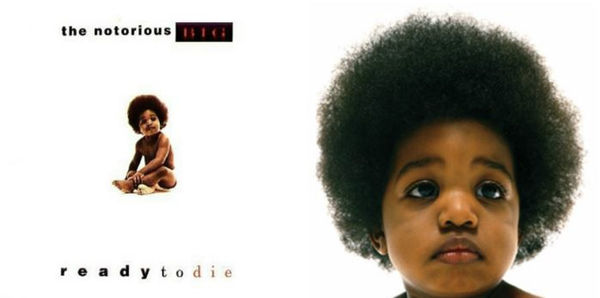 """Check Out The Baby From Biggie's """"Ready To Die"""" Album Today"""