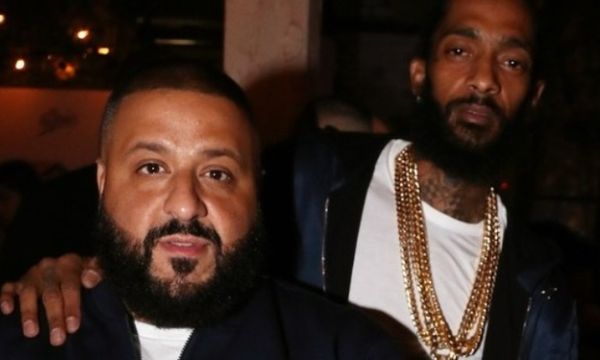 DJ Khaled Teases Nipsey Hussle's Last Video And Donates All The Proceeds