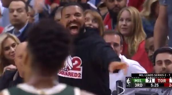 Drake Called Out For Disrespectful Behavior By Giannis Antetokounmpo's Agency Rep