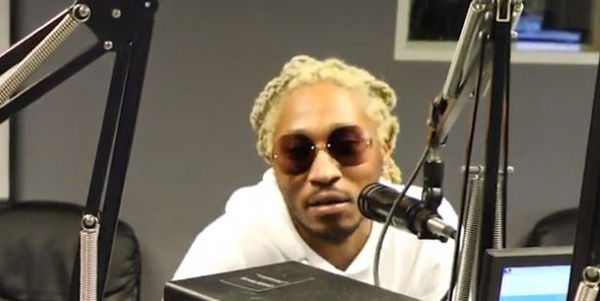 Future Fires Back At Twitter After It Rips Him For Buying Five Year Old Son B-day Rolex