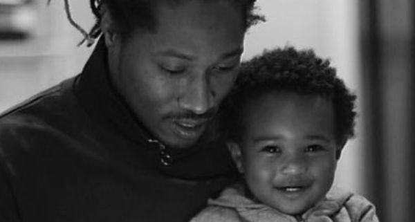 Future Gives His 5-Year-Old Son A Rolex For His Birthday