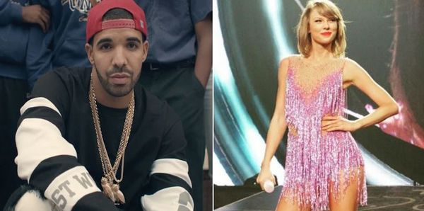 It Looks Like Drake And Taylor Swift Are Collaborating
