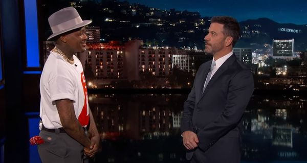 Jimmy Kimmel Translates YG Bars For Old People