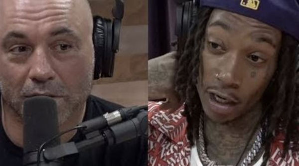 Joe Rogan Blown Away About How Much Wiz Khalifa Smokes A Day