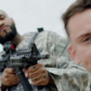 Joyner Lucas Explains Why Logic replaced Eminem on 'ISIS'