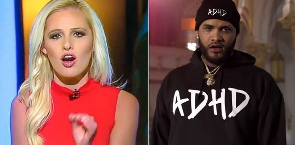 Joyner Lucas Explains Why He Won't Meet With Tomi Lahren