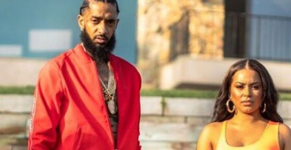 Lauren London Keeps Honoring Nipsey Hussle With Beach Photos
