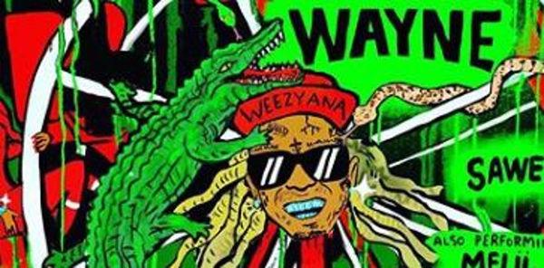 Lil Weezyana Fest Lineup Announced