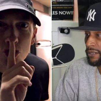 Lord Jamar Goes All The Way Off On Eminem